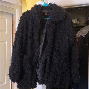 Fashion Nova Sherpa Jacket !!